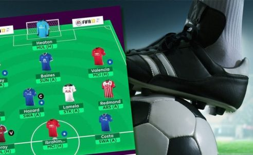 FF247 Fantasy Football Site Team GW35 Free Hit Special