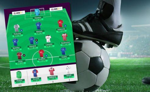 FF247 Fantasy Football Site Team Gameweek 31
