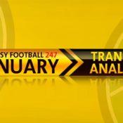 January Transfer Analysis