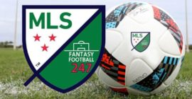 MLS Tips Fantasy Major League Soccer GW17