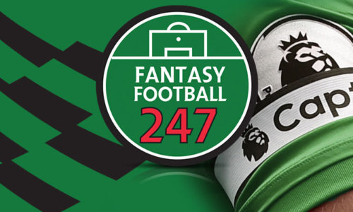 Fantasy Football Captain Picks DGW34