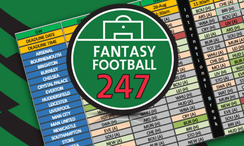 Fantasy Football Fixture Analysis Gameweek 5