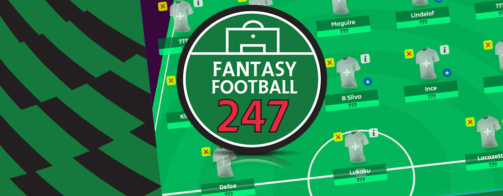 FF247 Fantasy Football Site Team Gameweek 12