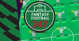 FF247 Fantasy Football Site Team Gameweek 8