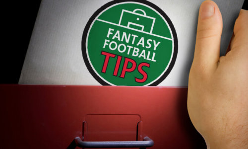 Fantasy Football Tips DGW34