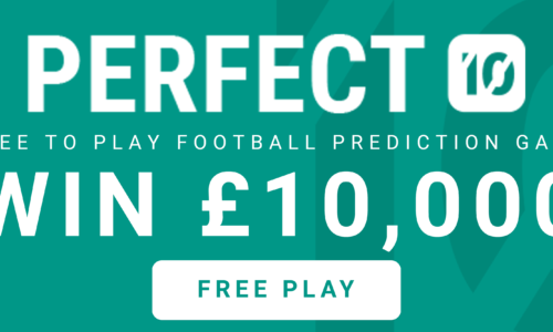 The Sportsman's Perfect 10 Competition – Win £10k! GW28