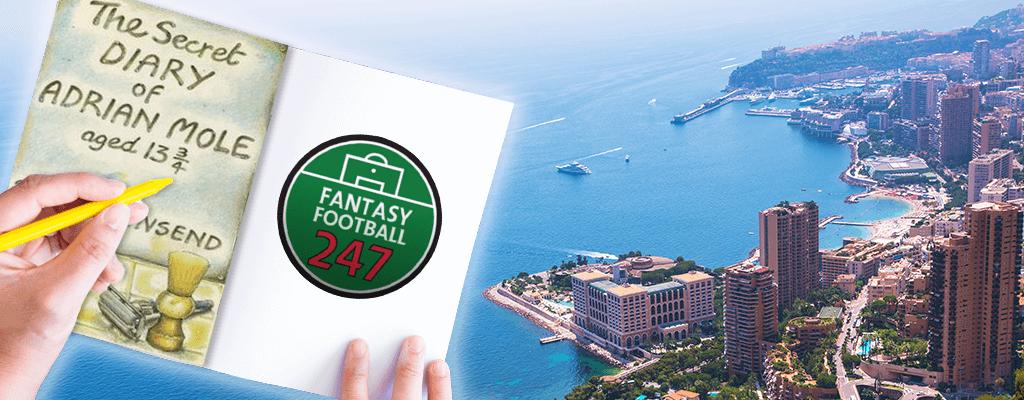 Fantasy Football Diary – Game-weeks 5-8