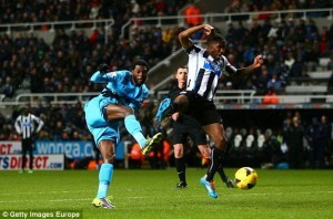 Newcastle vs Spurs