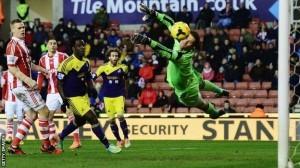 Stoke vs Swansea