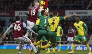 West Ham vs Norwich