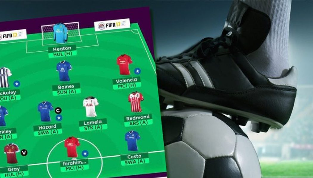 FF247 Fantasy Football Site Team Gameweek 11