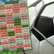 FPL Fixtures Analysis Gameweek 8 2016-17