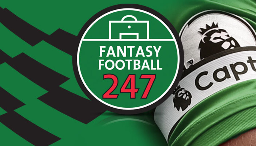 Fantasy Football Captain Picks Gameweek 22
