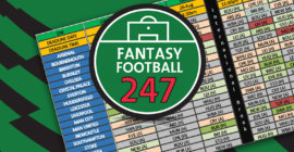 Fantasy Football Fixture Analysis Gameweek 17