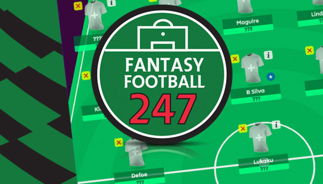 Fantasy Football Site Team Gameweek 9