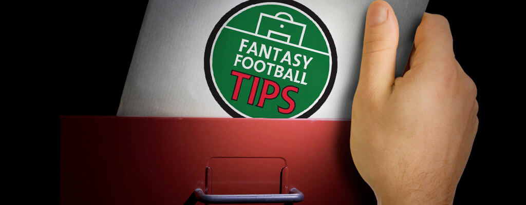 Fantasy Football Tips Gameweek 34