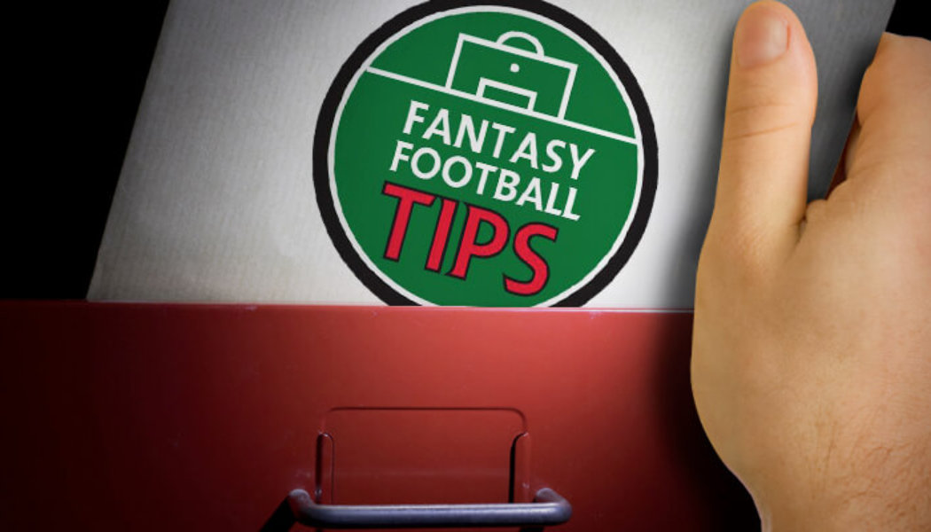 Fantasy Football Tips Gameweek 22