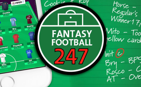 FF247 Fantasy Football Site Team GW17
