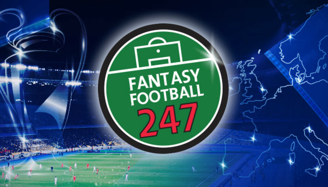 UEFA Champions League Fantasy Football 2019/20 GW2