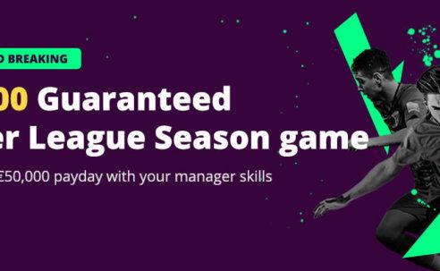 Fanteam offers a £250,000 Fantasy Premier League Season Tournament