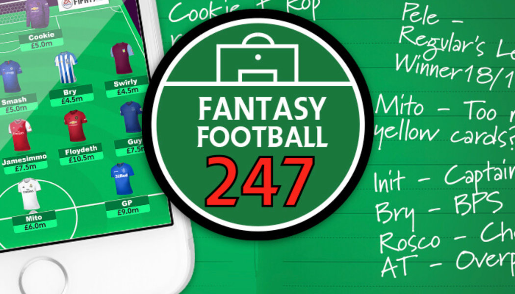 FF247 Fantasy Football Site Team GW29