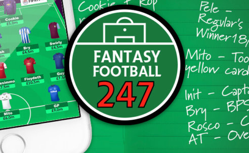 FF247 Fantasy Football Site Team GW23