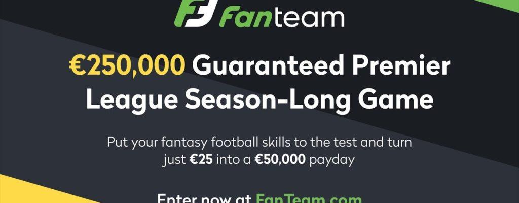 Beginner's guide to DFS Football / FanTeam €50,000 GW4 FF247 Comp