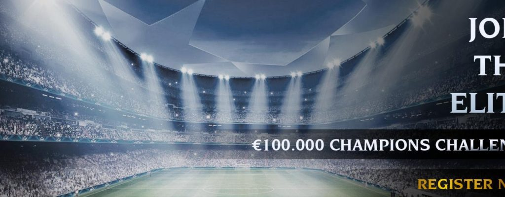 Fanteam's €100,000 Champions League Fantasy Game