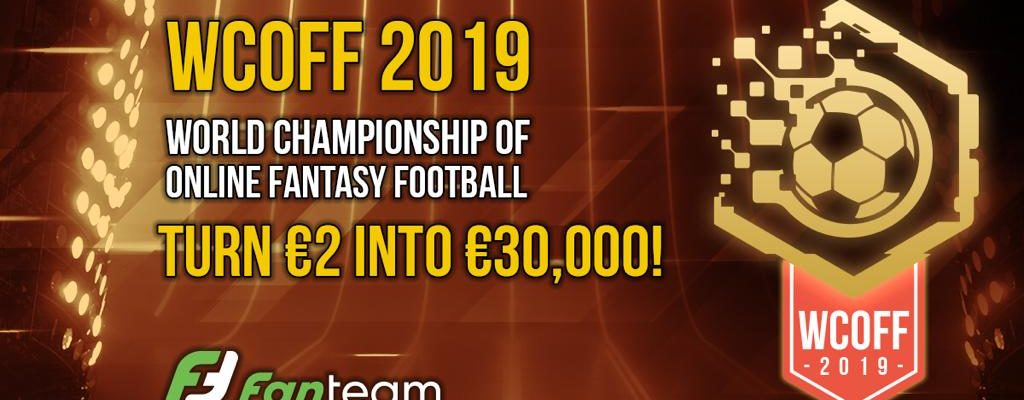 Fanteam announces the third instalment of the World Championship of Online Fantasy Football!