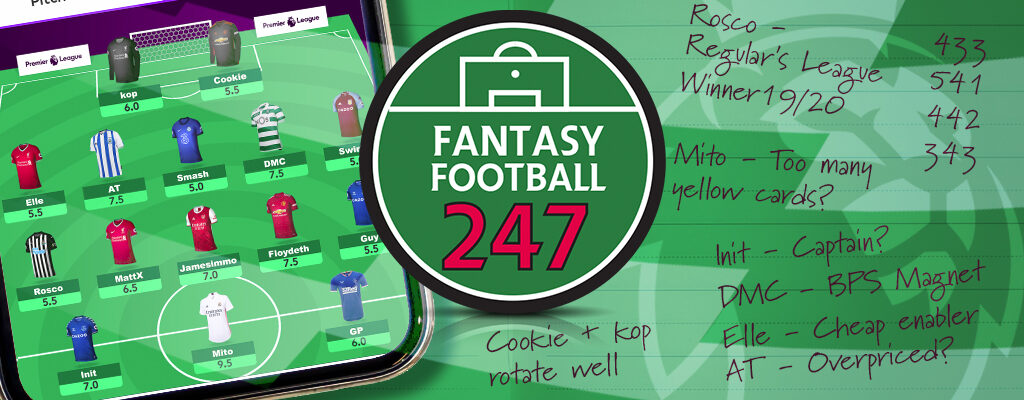 FF247 Fantasy Football Site Team GW2