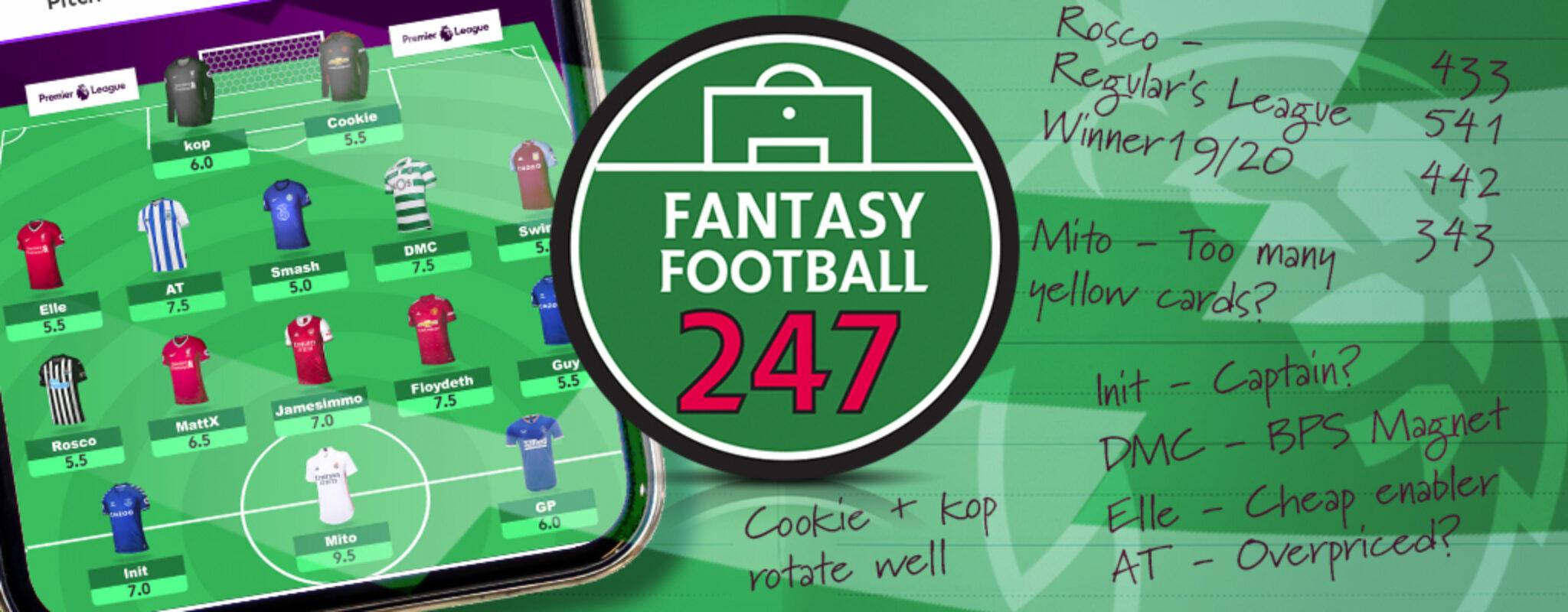 FPL Team Gameweek 5 - Fantasy Football 247 - Premier ...